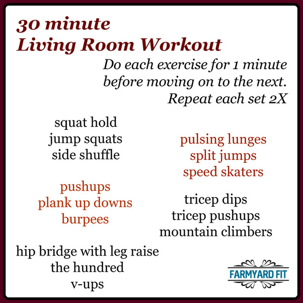 Exercises the living room welcome to for Living room exercises